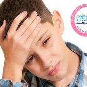 علائم تشنج در کودک