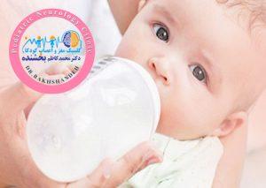 سندرم شیرخوار شل چیست؟