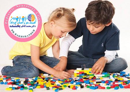 کشف استعداد در کودکان