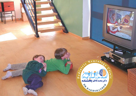 تلویزیون و کودکان