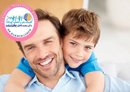 والدین و بیش فعالی